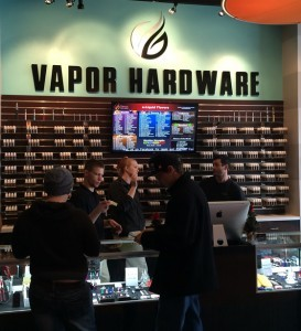 vapor tasting bar photo